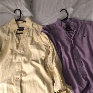 Men's Vineyard Vines button down shirts - Sz M